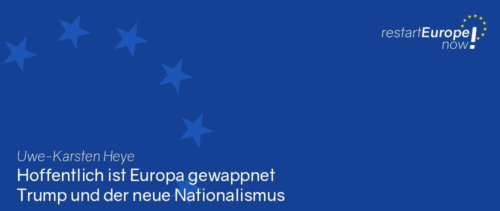 HoffentlichIstEuropaGewappnet