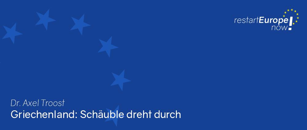 SchäubleDrehtDurch
